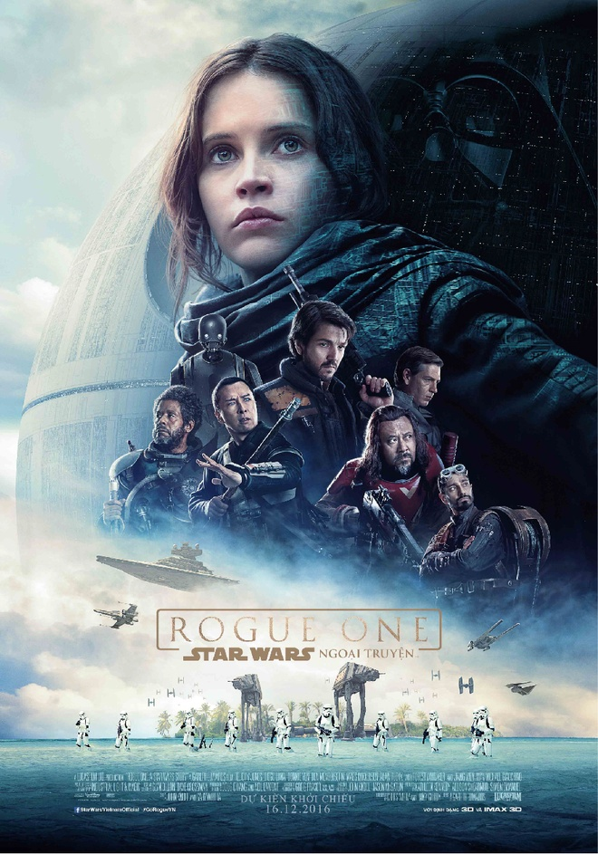 review phim Rogue One anh 1