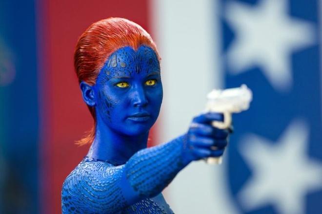 Jennifer Lawrence am chi chuyen ngung dong 'X-Men' hinh anh