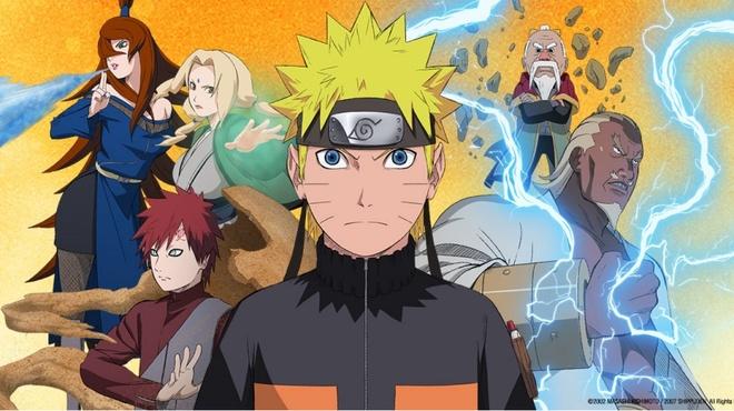 Hollywood lam phien ban phim nguoi dong cho 'Naruto' hinh anh 1