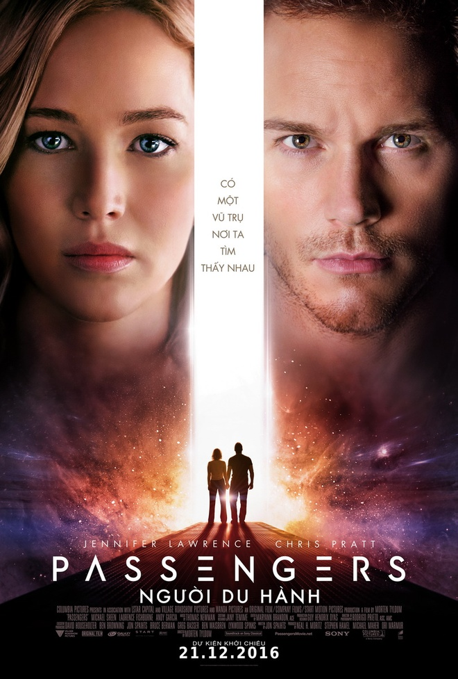 review phim Passengers anh 1