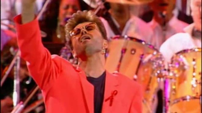 Queen & George Michael - 'Somebody to Love' hinh anh