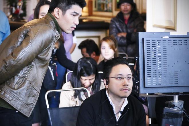 Victor Vu lam phim moi voi Nha Phuong, Cuong Seven hinh anh 1