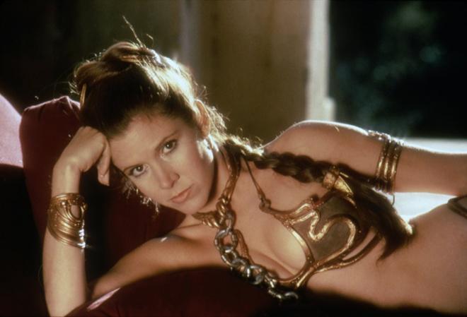 'Cong chua Leia' cua Star Wars qua doi o tuoi 60 hinh anh