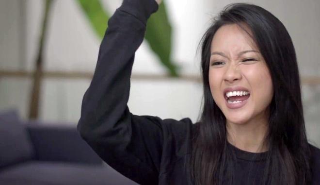 Suboi xuat hien trong clip tri an ong Obama cua Nha Trang hinh anh 1