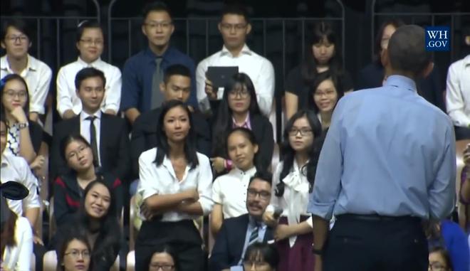 Clip tri an Tong thong My Barack Obama cua Nha Trang hinh anh