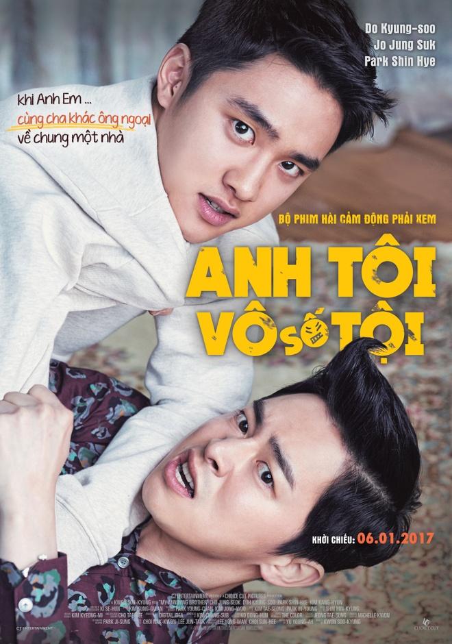 'Anh toi vo so toi': Dac san hai cam dong cua dien anh Han hinh anh 1