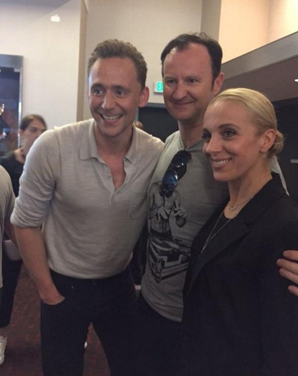 Tom Hiddleston trong Sherlock anh 2