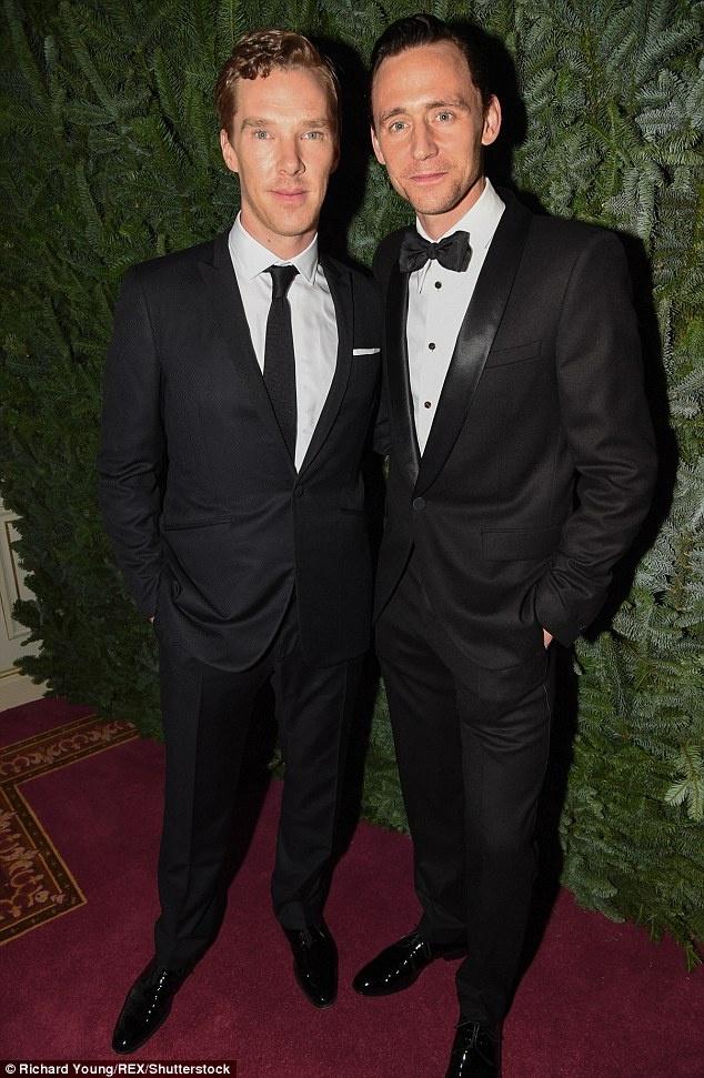 Tom Hiddleston trong Sherlock anh 1