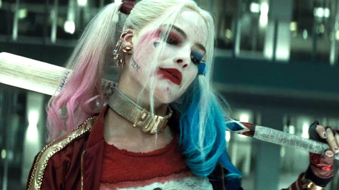 Harley Quinn trong Suicide Squad anh 1