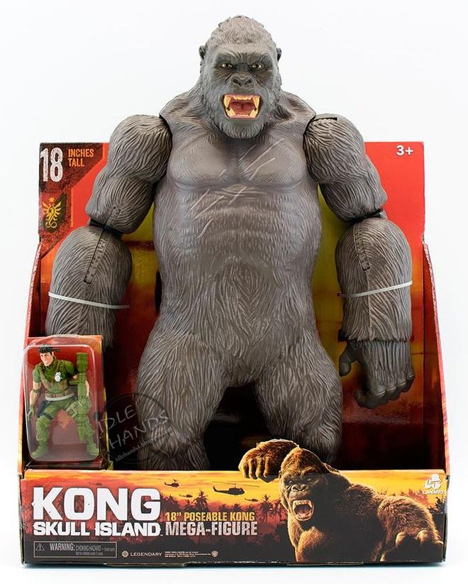 quai vat trong King Kong anh 3