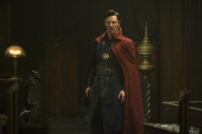 Doctor Strange trong Avengers 3 anh 1