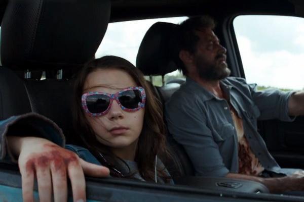 'Con gai Wolverine' tro tai hanh dong trong trailer moi hinh anh