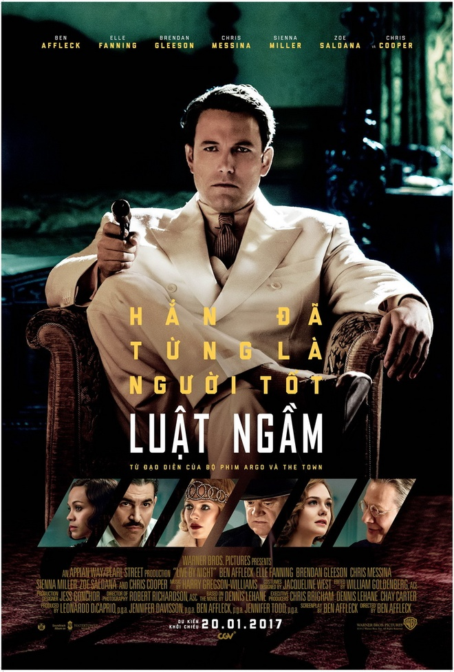 review phim Live by Night anh 1