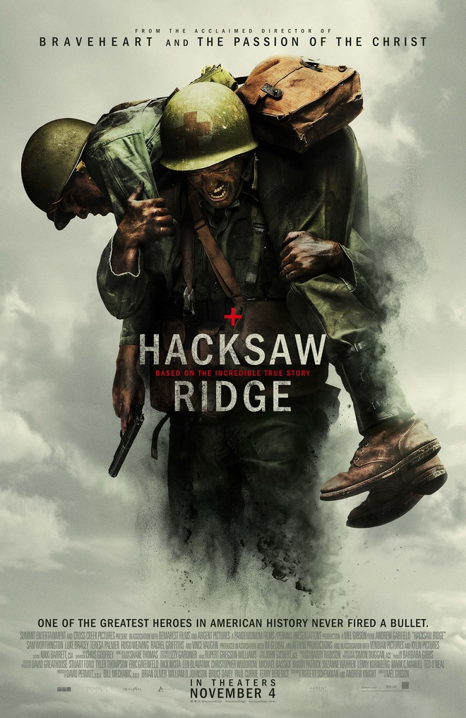 'Hacksaw Ridge': Chuyen nguoi linh khong bao gio cam sung hinh anh 1