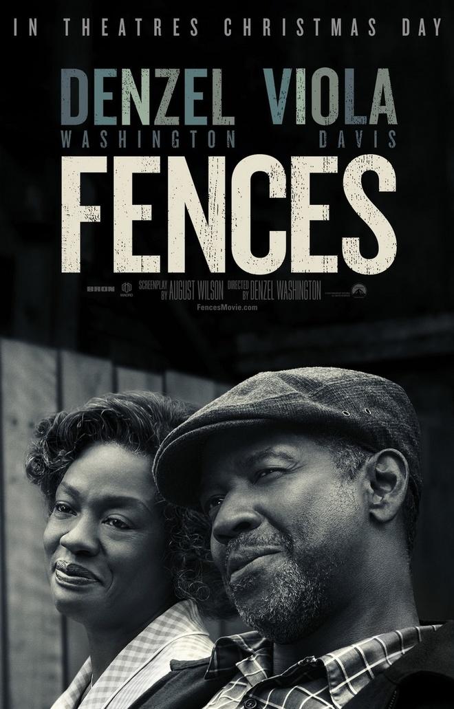 'Fences': Hay nga mu truoc Denzel Washington hinh anh 1