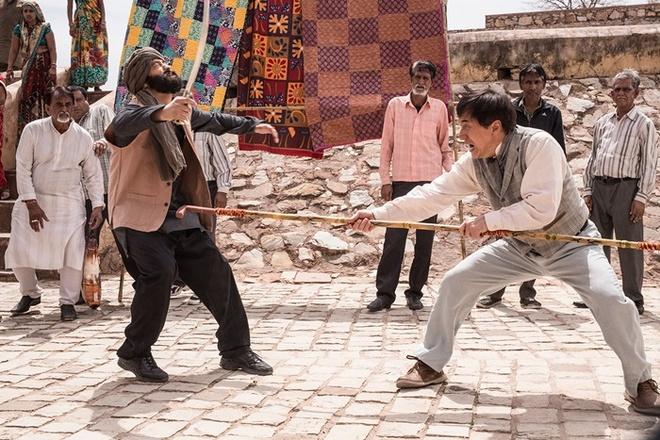 'Kung Fu Yoga' giong nhu phan hai danh cho 'Than thoai' hinh anh 2