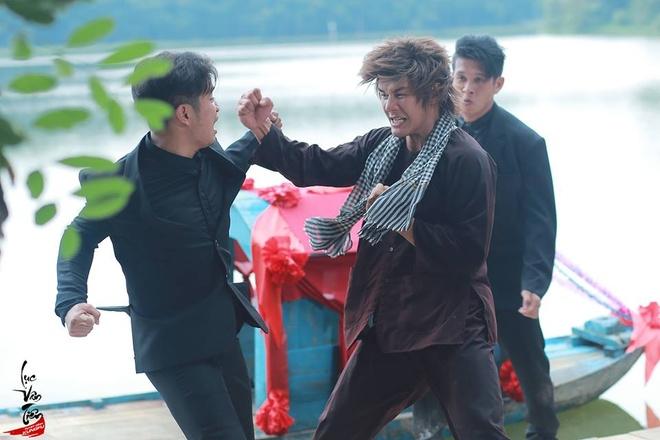 Hau due Thanh Long danh vo dep mat trong 'Luc Van Tien' hinh anh