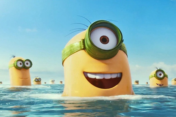 Universal an dinh lich cho 'Minions 2', 'Pets 2', 'Sing 2' hinh anh