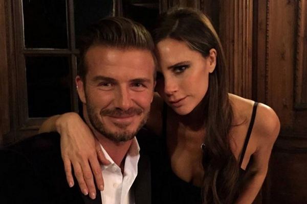 David Beckham khong chon nhac cua vo neu lac tren hoang dao hinh anh