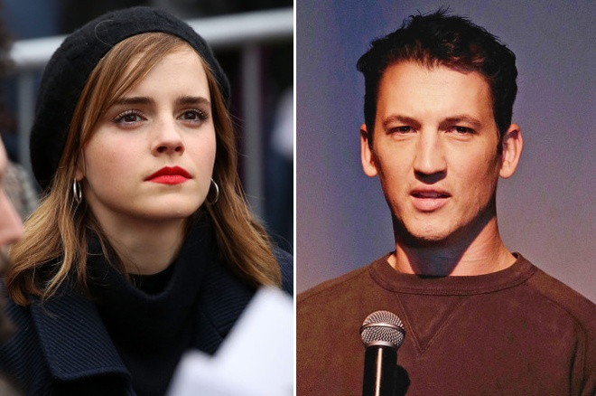 Emma Watson, Miles Teller gian du vi mat vai o 'La La Land' hinh anh 1