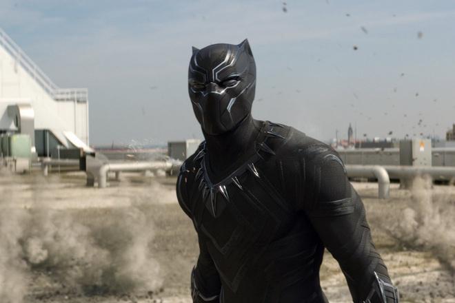 Bom tan 'Black Panther' ghi hinh canh duoi bat tai Han Quoc hinh anh 1