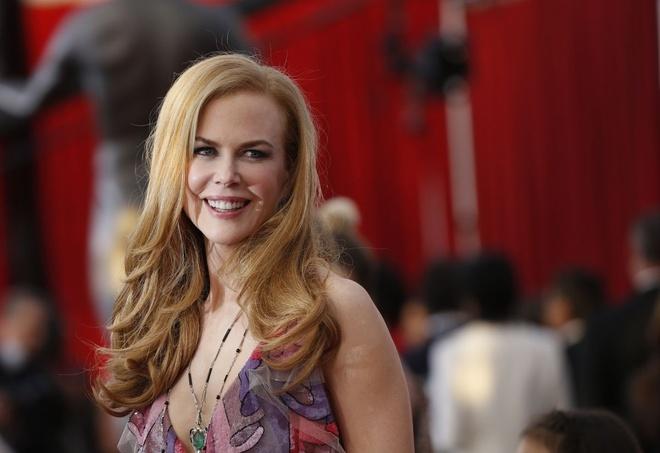 Nicole Kidman trong Aquaman anh 1