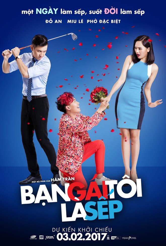 review phim Ban gai toi la sep anh 1