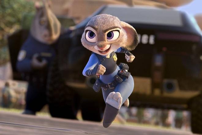 'Zootopia' thang tien toi Oscar 2017 sau giai thuong Annie hinh anh 1