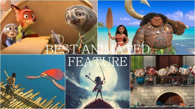 'Zootopia' thang tien toi Oscar 2017 sau giai thuong Annie hinh anh 2