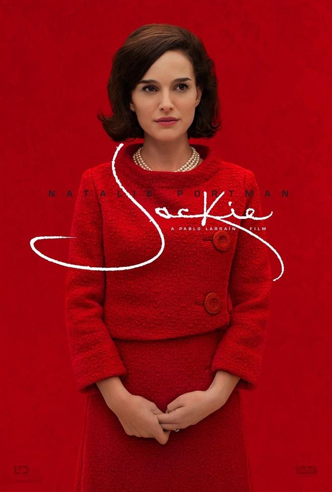 'Jackie': Guong mat it biet cua De nhat Phu nhan Kennedy hinh anh 1