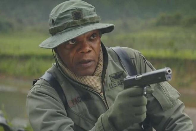 Samuel L. Jackson phai long Viet Nam tu 'Kong: Skull Island' hinh anh 1