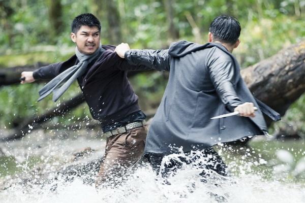 Cuong Seven tro tai hanh dong trong phim moi cua Victor Vu hinh anh
