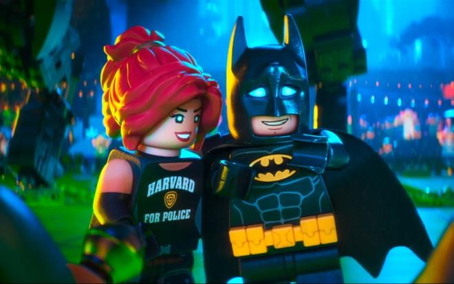 'Lego Batman Movie': Mon qua tuyet voi tang fan Nguoi Doi hinh anh 2