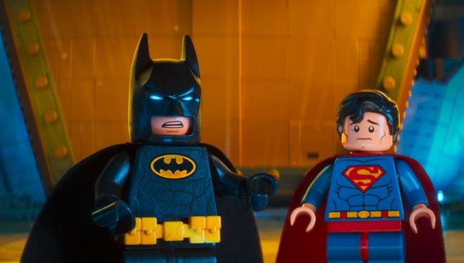 'Lego Batman Movie': Mon qua tuyet voi tang fan Nguoi Doi hinh anh 3