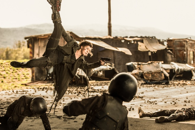 'Resident Evil' khep lai trong that vong voi fan tro choi hinh anh 3