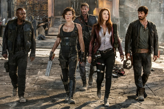 'Resident Evil' khep lai trong that vong voi fan tro choi hinh anh 2