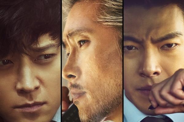 'Ong trum': Ba the he sao Han cung len tieng hinh anh