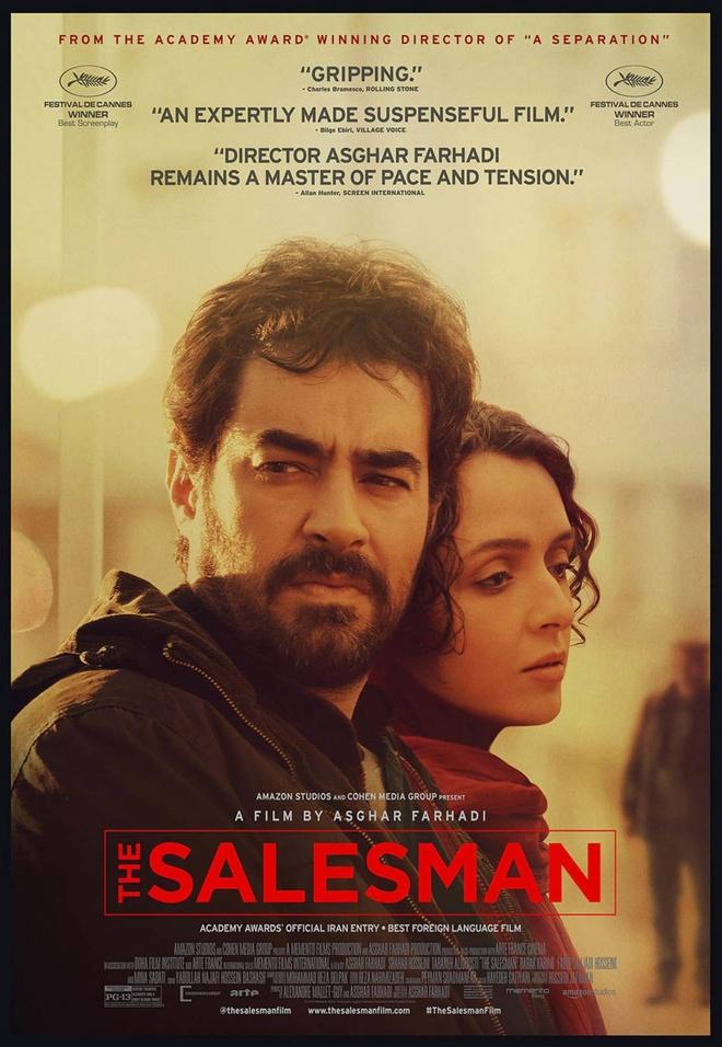'The Salesman': Chien thang lich su cua Iran tai Oscar hinh anh 1
