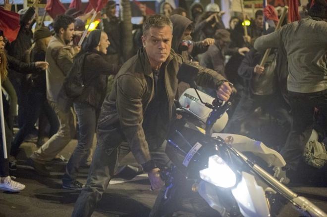 Diep vien mat tri nho Jason Bourne chua chac con tro lai hinh anh 1