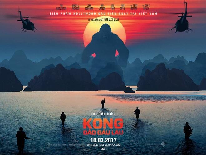 San khau ra mat 'Kong: Skull Island' o TP.HCM chay rui hinh anh 1