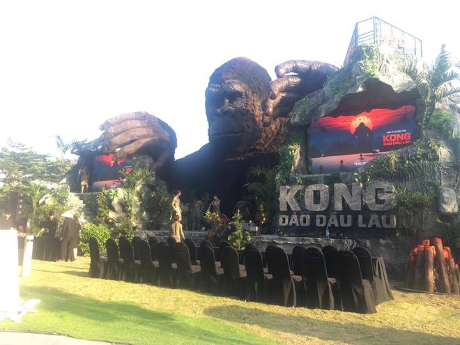 San khau ra mat 'Kong: Skull Island' o TP.HCM chay rui hinh anh 4