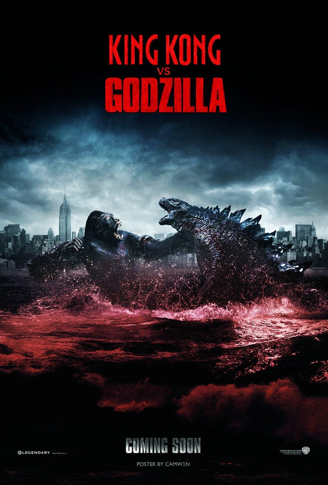 Kich ban 'Kong vs. Godzilla' bat dau duoc trien khai hinh anh 1