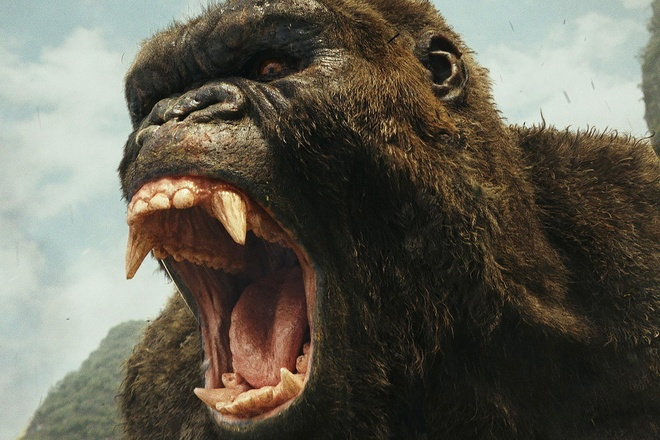 'Kong: Skull Island' bot ap luc sau ngay khoi chieu tai Bac My hinh anh 1