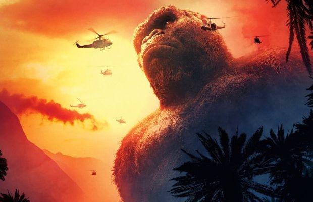 Truyen tranh 'Kong' chuan bi ra mat doc gia hinh anh