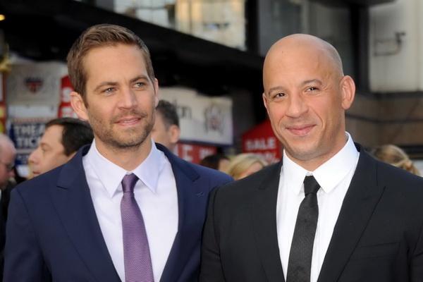 Vin Diesel lam 'Fast & Furious 8' vi loi hua voi Paul Walker hinh anh
