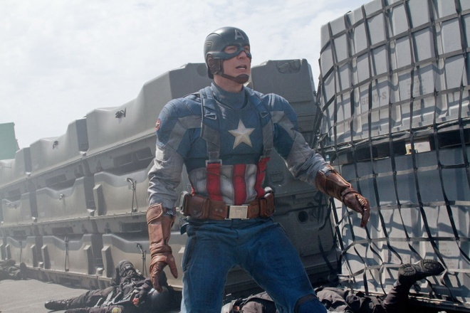 Chris Evans lap lung ve tuong lai cua Captain America hinh anh