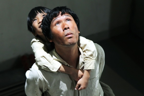 'Cha cong con': Boi tinh phu tu von luon thieng lieng hinh anh