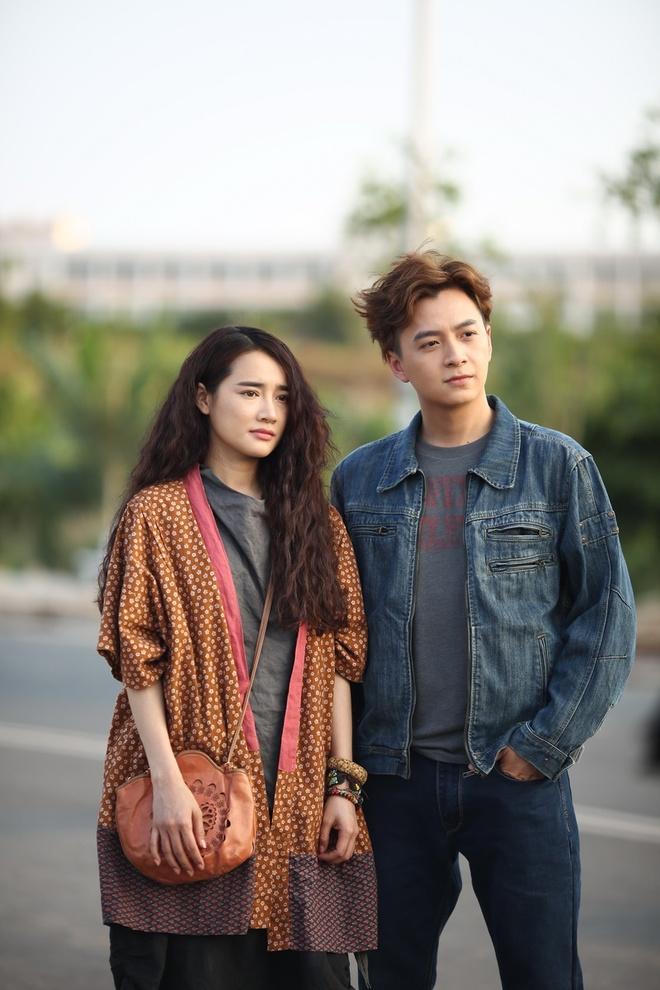 Ngo Kien Huy dong cap Nha Phuong trong 'Yeu di, dung so!' hinh anh 1