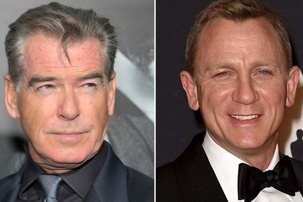 Pierce Brosnan muon Daniel Craig tiep tuc sam vai 007 hinh anh 1