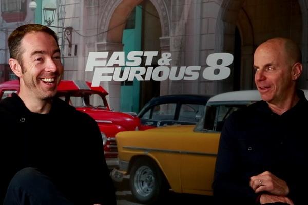 quay Fast & Furious tai Viet Nam anh 1